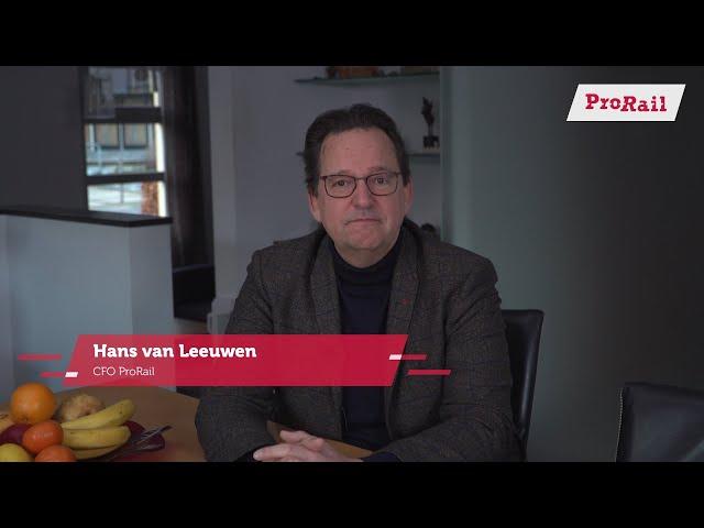 Week van de circulaire economie - Hans van Leeuwen over de markt op zijn kop | ProRail