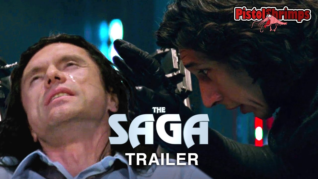 Trailer - Tommy Wiseau in Star Wars: The Saga