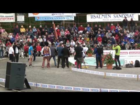 Eukonkannon MM kilpailu 2009 Finland