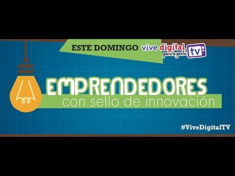Emprendedores con sello de innovación TIC C28 #ViveDigitalTV