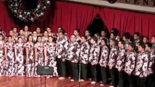 Concert Glee Club 2009 (Oli Aloha, O