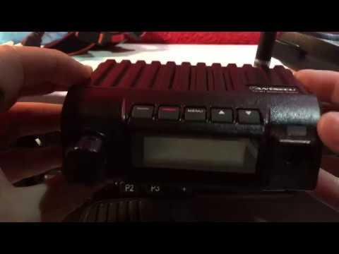 Anysecu 3G-W1 demo with Inrico TM-7 PTT4U.com