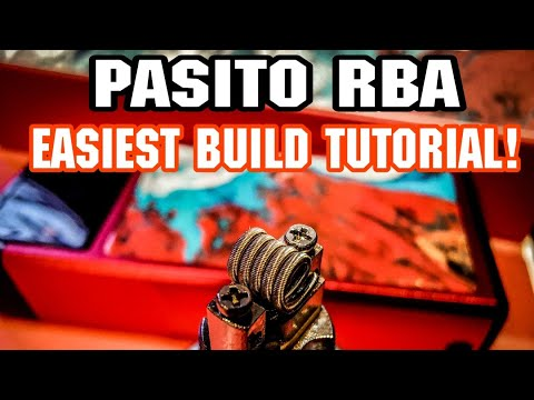 Smoant - Pasito RBA build tutorial!🇵🇭 thumbnail