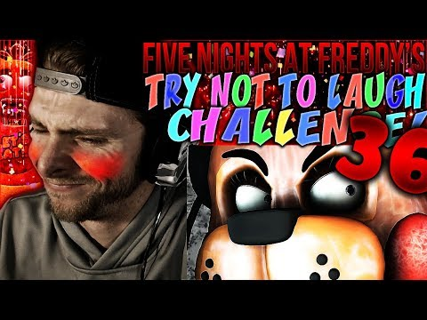 Vapor Reacts #622 | [FNAF SFM] FIVE NIGHTS AT FREDDY'S 6 TRY NOT TO LAUGH CHALLENGE REACTION #36