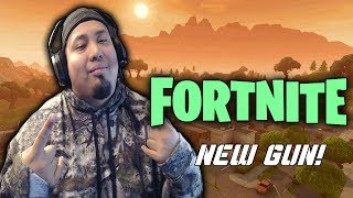 Fortnite Battle Royal | New Heavy Sniper CountDown !!! Can We Get 1 Win ?
