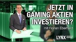 Jetzt in Gaming Aktien investieren? Interview mit Marktanalyst Florian Eberhard   LYNX fragt nach