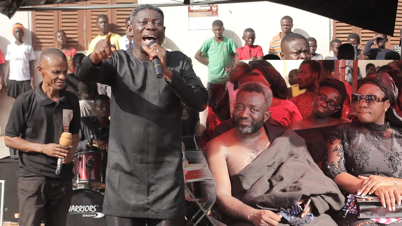 Download AGYA KOO STORMS MIRACLE FILMS FATHERS FUNERAL