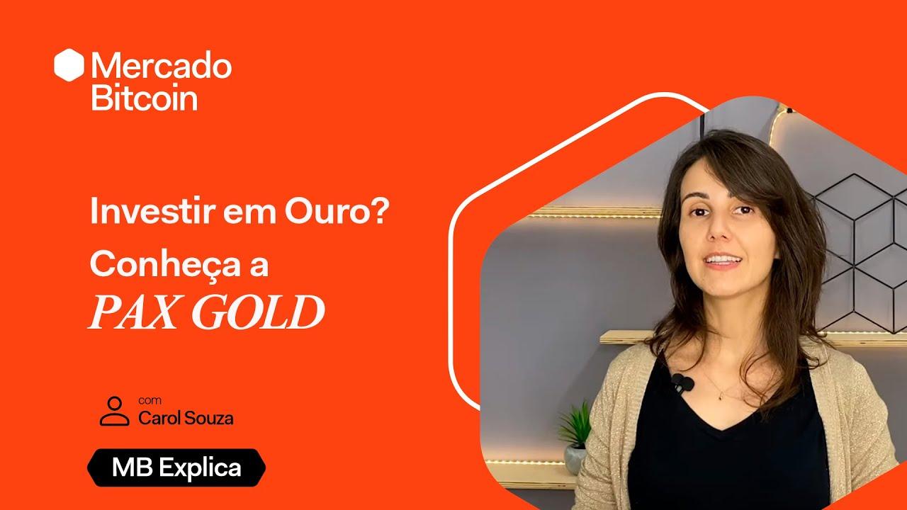 Investir em Ouro? Conheça a PAX Gold