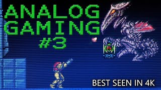 Analog Gaming #3: Super Metroid