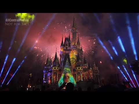 Happily Ever After | Magic Kingdom at Walt Disney World [4K]