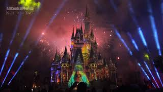 Gather 'round Cinderella Castle for an awe-inspiring show that's su...
