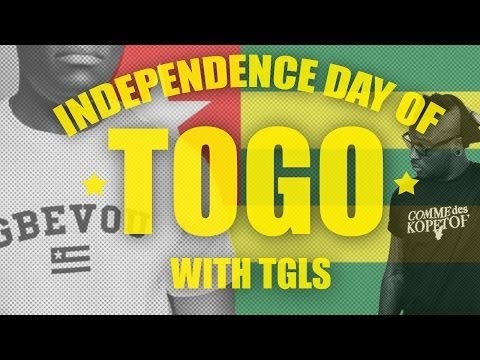INDEPENDENCE DAY OF TOGO with TGLS (2014)