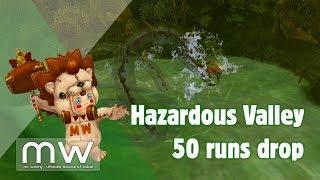 Cabal Online - DX Dungeon Awakened Hazardous Valley - 50 Runs Drop Compilation