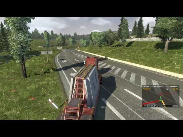 Euro Truck Simulator 2 - Epic Delivery