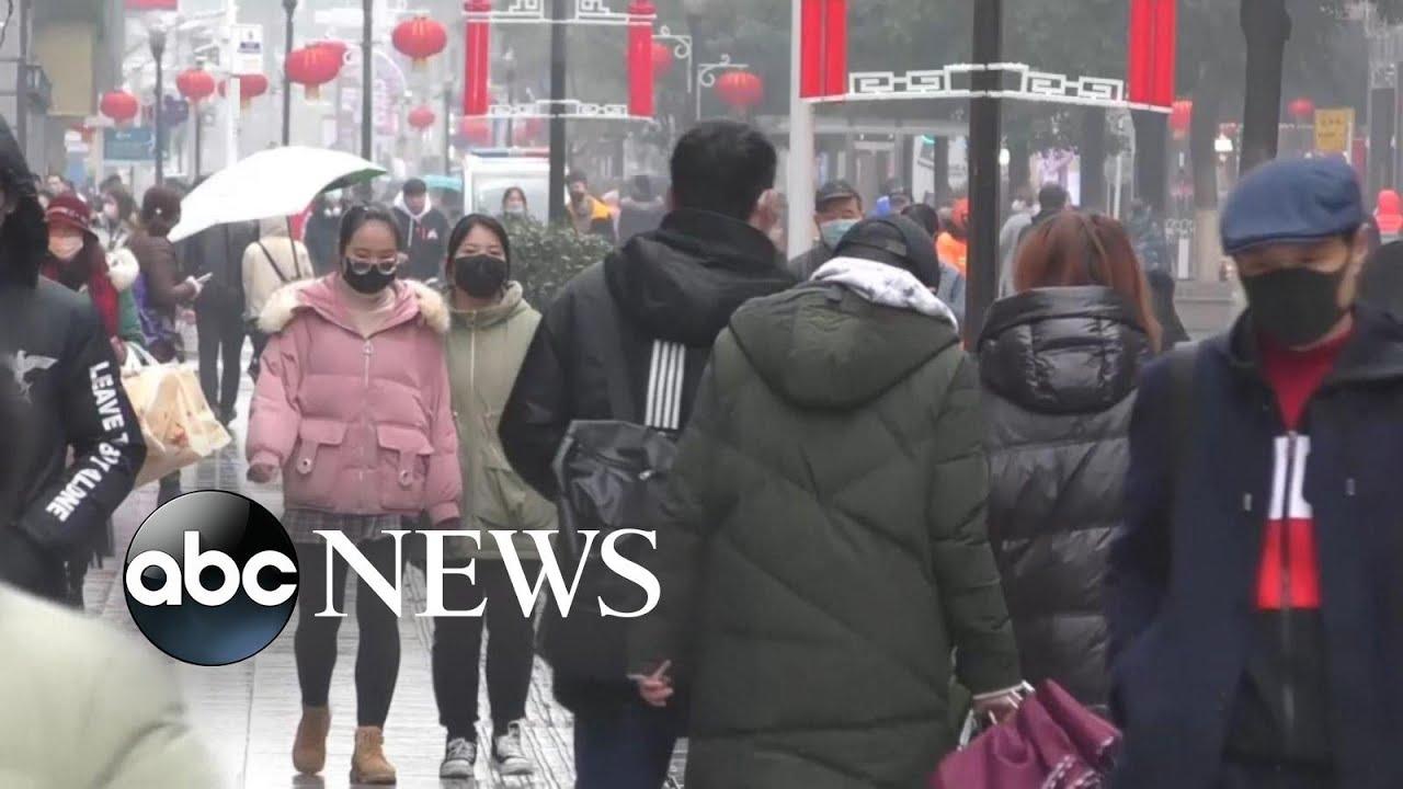 Wuhan under lockdown amid deadly viral outbreak