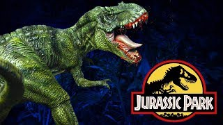How This Mysterious Hybrid Dinosaur ALMOST Made It In To Jurassic Park