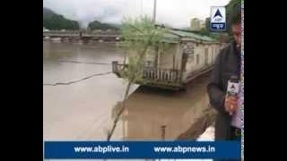Jhelam crosses danger mark in Jammu;  flood alert announced