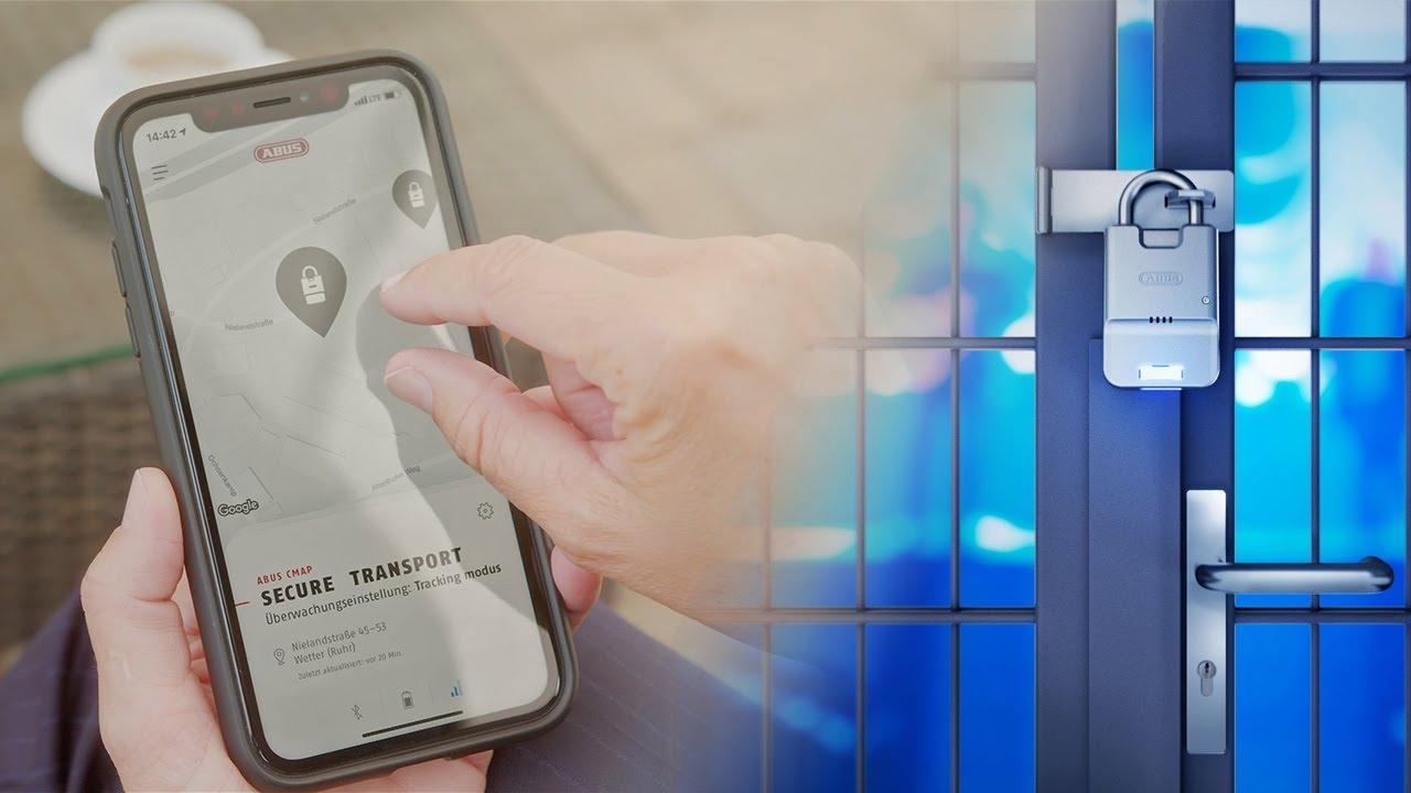 9001 IoTect und ABUS cMAP | Nachvollziehbarkeit überall & jederzeit