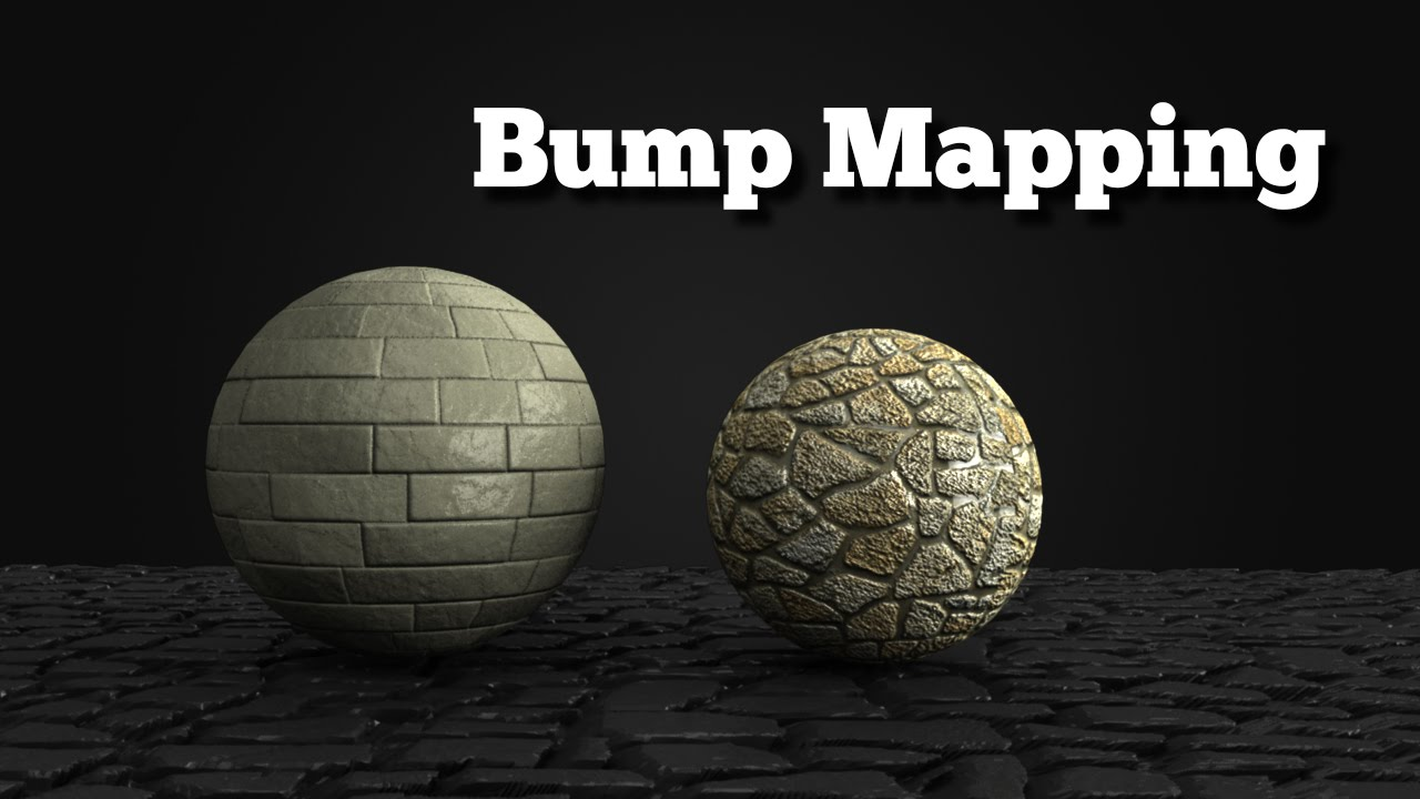 Image result for bump mapping