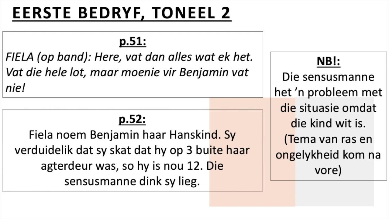Download FIELA SE KIND Die Drama - Eerste bedryf (explanation & important quotes - help for gr12 Afr FAL)✨