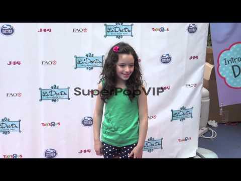 McKayla Twiggs at La Dee Da  Launch Event in Time...