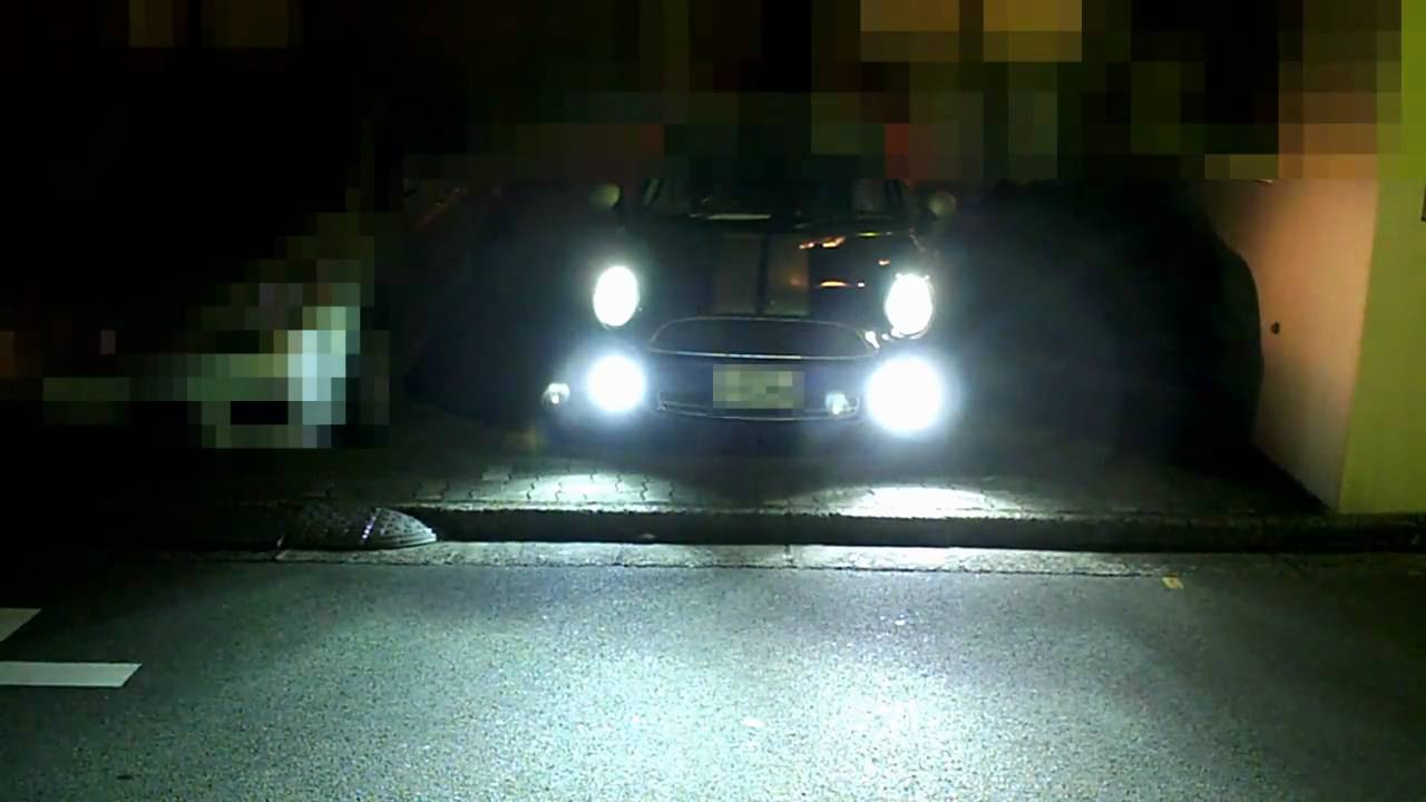 Bmw Mini R56 Hid Xenon Conversion Fog Amp Head Lights Doovi