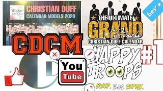 cdcm #OFW #Riyadh #models CHRISTIAN DUFF CALENDAR MODEL SEASON 2 is a modeling contest brought to you by CD productions. Cheering for our ...