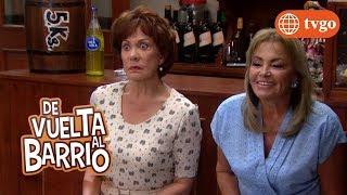 ¡Benigno le da el punto de la victoria a Mamá Rosa! - De Vuelta al Barrio 19/04/2018