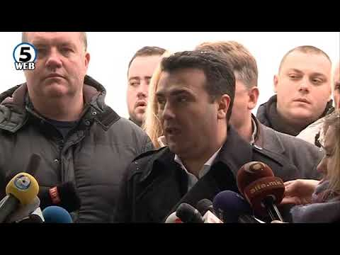 Заев уверен дека Македонија и Грција ќе најдат достоинствено решение за спорот