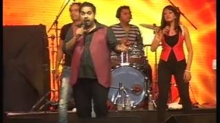 Idea Rocks India - Bengaluru - Shankar Ehsaan Loy performing Koi Kahe Kehta Rahe