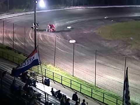 SHANE FREEMAN RACING / SUS IMCA Sprint Cars