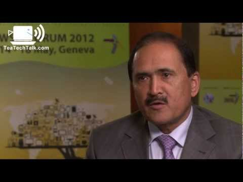 The State of ICT Sector in Afghanistan -- Interview with Minister Amirzai Sangin