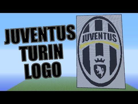 Juventus Logo Pixel Art Minecraft Youtube