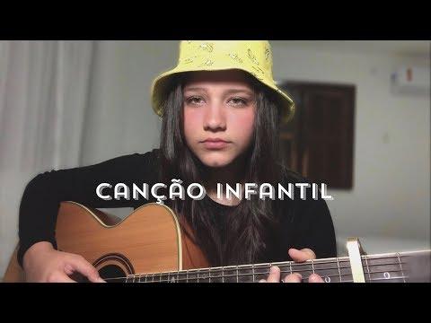Canção Infantil - Cesar Mc part Cristal Beatriz Marques cover