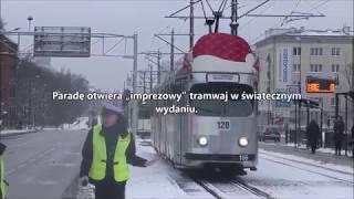 PARADA TRAMWAJOWA - Obchody 120-lecia MPK Łódź.