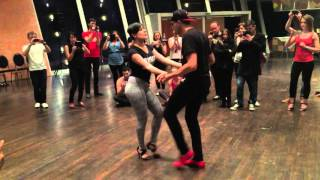 Bachata DOMINICAN SWAG -   Samy el Magico & Carolina