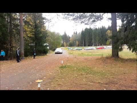 Discraft Ace Race 2013 Mikkeli, Finland - Most fun & creative hole in the world?