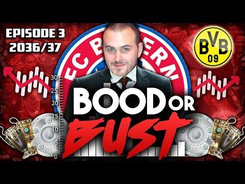 FM17 - Bayern Bood or Bust EP3 - Bayern Munich - Football Manager 2017