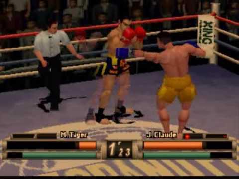 K1 Revenge PS1 Mirko Cro Cop vs Jean Claude Leuyer