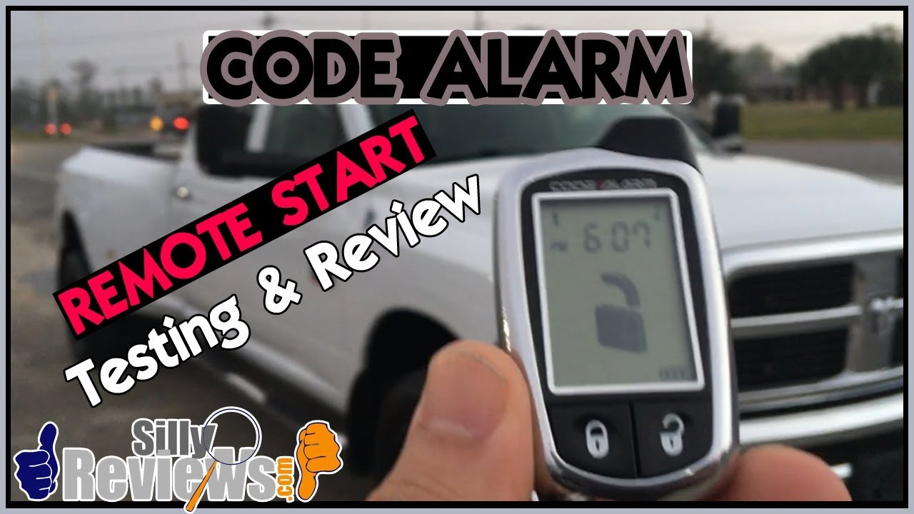 Code Alarm Remote Start Review