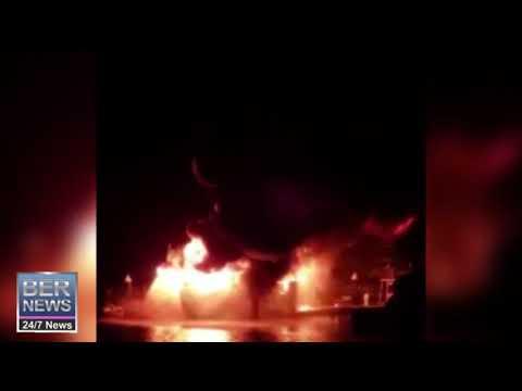 #2 | Boat Fire in Dockyard, January 12 2020