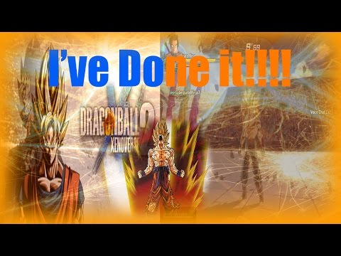 I Finally Mastered Saiyans!! | Dragon Ball Xenoverse 2 Full Saiyan Combo Guide #1