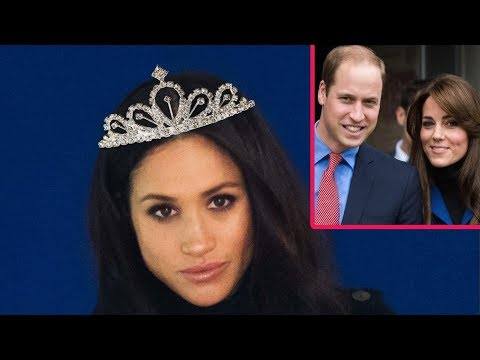 Meghan Markle can not return to the royal family .. Why?