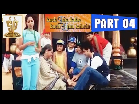 Kuch Tum Kaho Kuch Hum Kahein Full Length Movie Parts : 04/13 ll Fardeen Khan, Richa Pallod