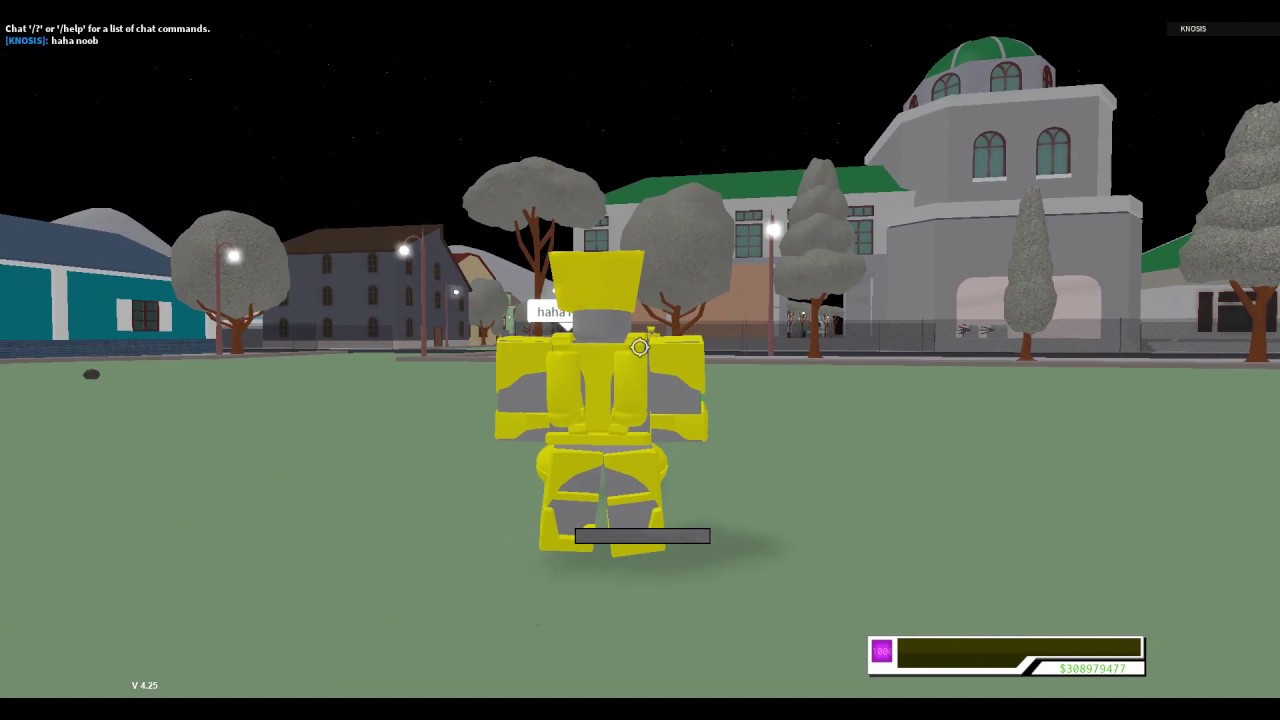 ROBLOX- PROJECT JOJO: KILLING DIO, AND REBIRTHING WITH 370% WORTH