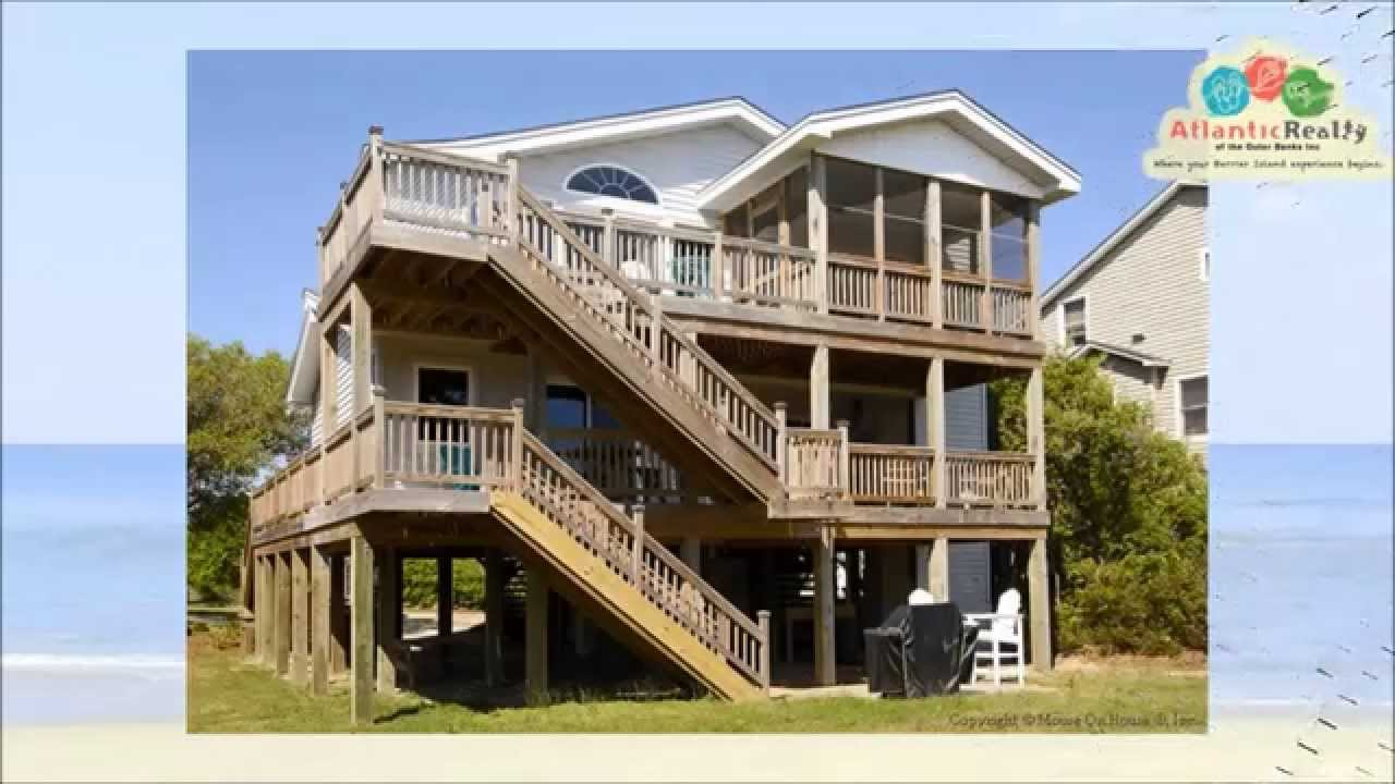 323 Carolina Hideaway Beach Als Outer Banks Vacation Al House Kitty Hawk Nc