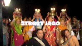 Giddha Dancers
