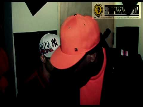 AD THE GENERAL ON HIPHOPASSASSINS TV IN THE STUDIO