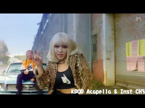 [Acapella] BoA (보아) - Woman' [All Vocal]