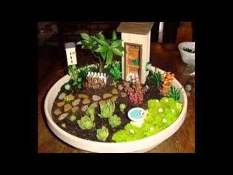 Dish Garden Ideas YouTube